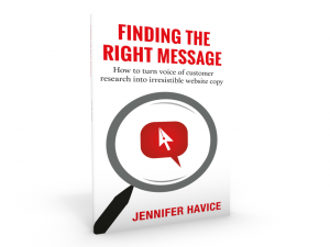 Find the Right Message by Jennifer Havice