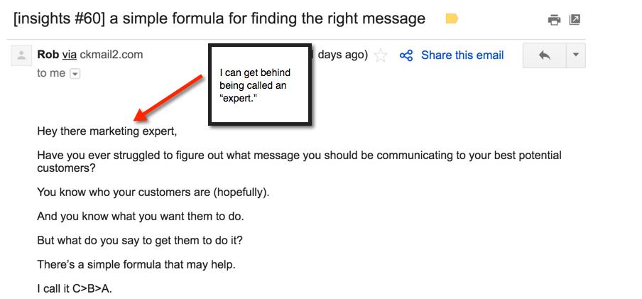 BrandStory email