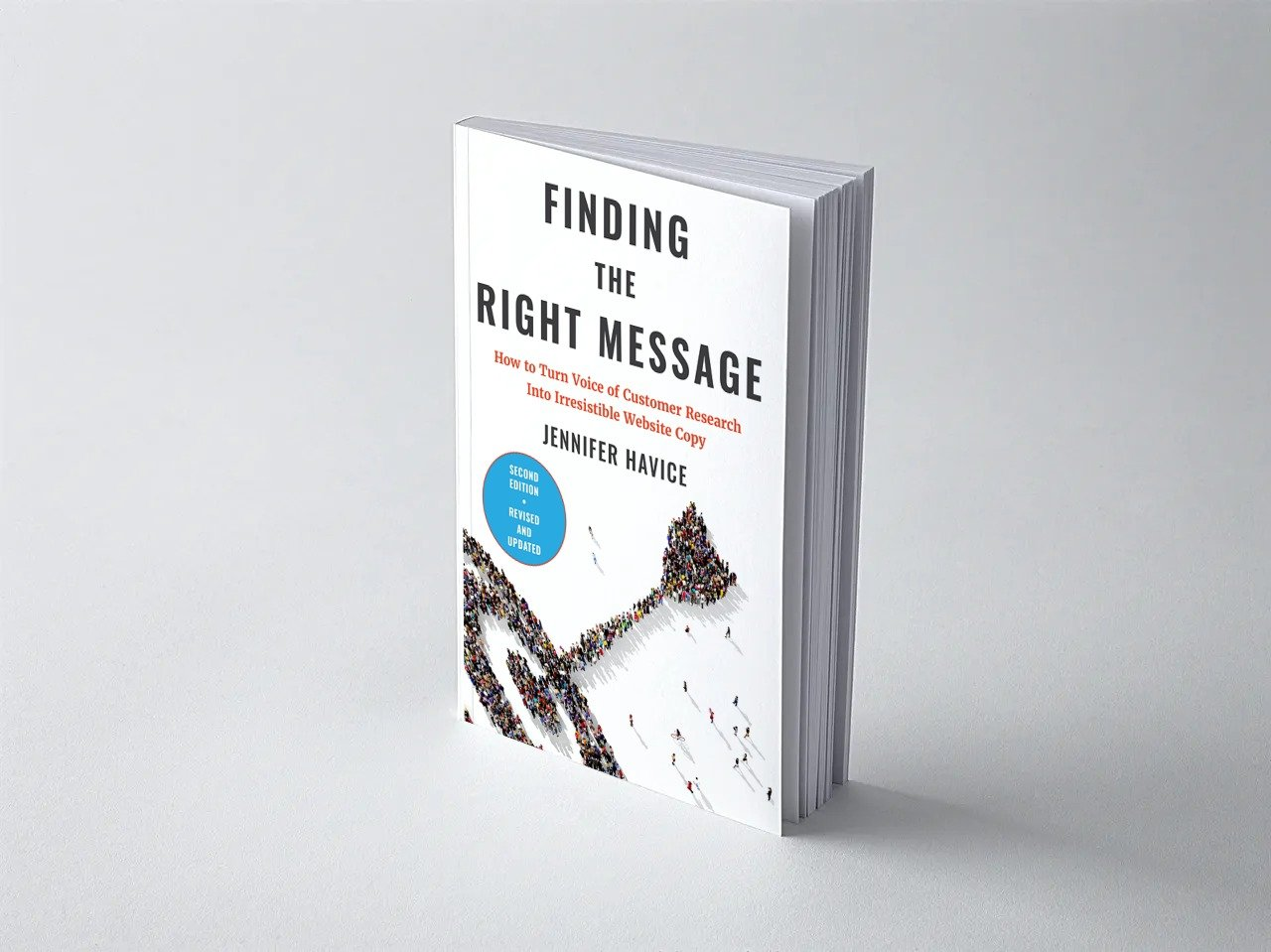 Finding the Right Message book